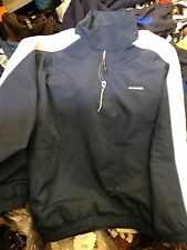 REEBOK  JACKETS STYLE IN 34/36 INCH NAVY/WHITE ATHLECTIC AT £18 RRP £39.99