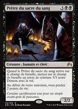 MTG Magic ORI - Priest of the Blood Rite/Prêtre du sacre du sang, French/VF