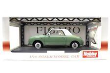 Hobby JAPAN 1/18 Nissan Figaro Emerald Finished Item Japan import NEW
