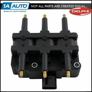 Delphi GN10181 Ignition Coil Pack for Chrysler Dodge Jeep VW V6 Truck SUV Van