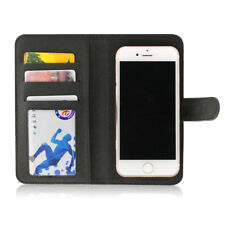 Etui  portefeuille universel en cuir noir  smartphone Samsung Galaxy Grand Prime