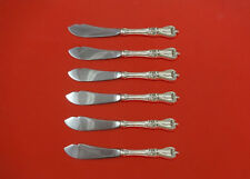 """Old Colonial by Towle Sterling Silver Trout Knife Set 6pc. HHWS  Custom 7 1/2"""""""