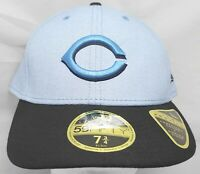 Cincinnati Reds MLB New Era 59fifty 7&3/4 Low Profile fitted cap/hat