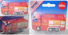 Siku Super 1591 80400 scania p 380 Fire Service Truck, tanklöschfahrzeug Rescue