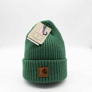 Beanie Women Men Acrylic Watch Hat Beanie Winter Warm Knit Cap Fashion