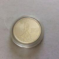 1 pièce de 5 € en argent France 2008 La Semeuse en marche