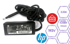 Genuine Hp AC Adapter 19.5V, 3.33A, 65W, PPP009C (ref HP17206)