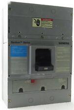 Siemens JXD23B300 3P 300A 240V Bolt-On Molded Case Circuit Breaker 65kA@240V