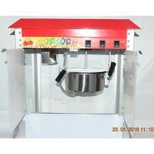 Popcorn machine hire only in London