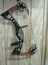 """Hoyt Ignite Rh Compound Bow Adjustable 15#-70# Draw Weight 19""""-30"""" Draw Length"""