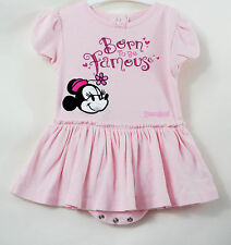 Disney Embroidered Casual Dresses (0-24 Months) for Girls