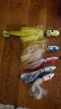 Lot of 5 Mojo Striper lures