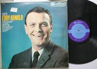 Country Lp Eddy Arnold More Eddy Arnold On Rca