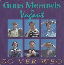 Guus Meeuwis & Vagant  -  Zo Ver Weg    cd single in cardboard