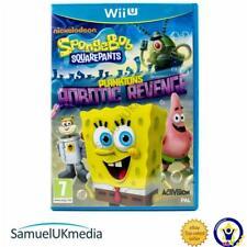 Spongebob Squarepants Planktons Robotic Revenge (Nintendo Wii U)