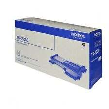 Brother Genuine TN-2230 Toner For DCP7060D DCP7065DN FAX2840 HL2240D 1,200 Pages