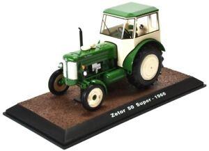 IXO7517006 - Tractor Zetor 50 Super De 1966