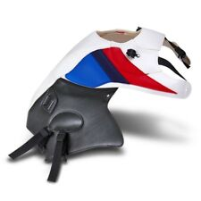 Tank protector/cover Bagster BMW R 1200 GS Adventure 10-11 white/black