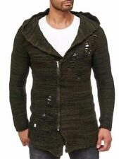 Cardigan Acrylic Jumpers for Men
