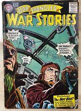 STAR SPANGLED WAR STORIES #60 (1957) DC Comics VG+