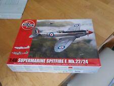 Airfix Supermarine Spitfire F.Mk 22/24 kit, new in box, 1:48