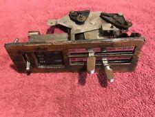 66 67 PONTIAC GTO LEMANS TEMPEST HEATER CONTROL USED GM ORIGINAL 7293471