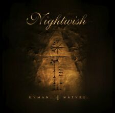 Nightwish - Human. :II: Nature. 2CD Jewel Case 10.04.20 Vorverkauf / pre sale