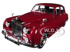 1960 BENTLEY S2 RED 1/18 DIECAST MODEL CAR BY MINICHAMPS 100139955