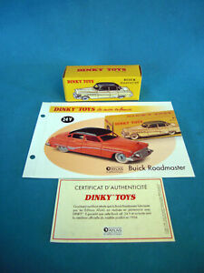 DINKY Toys Buick Roadmaster Edition Atlas 24 V