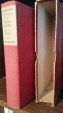 the Letters of Henry Adams 1892-1918 limited first edition