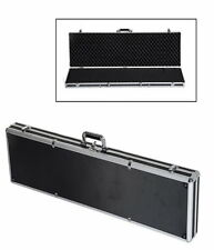 GUN Case Rifle Shotgun AR AK CARBINE Hard Case Aluminum Frame Combination Lock