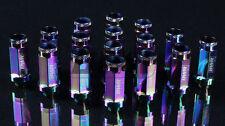 BLACKWORKS BWR LUG NUT SET OF 16 12X1.5 NEO CHROME BWAC-L100-NEO