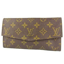 Auth LOUIS VUITTON Vintage No.212 Monogram Pattern Bifold Wallet F/S 20010eSaM