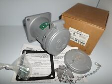 *NEW IN BOX* APPLETON ADR1034 100-Amp RECEPTACLE 100A 600V 3W 4P for a ACP1034CD