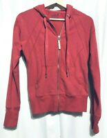 Zella Full Zip Hoodie Sweatshirt Size XS Womens Pink Jacket