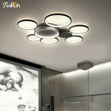 Modern LED Ceiling Lamp Dimmable LED Flush Mount Ceiling Lighting light Fixture