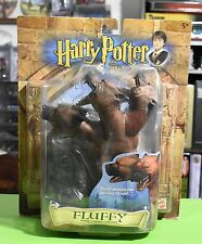Vintage Harry Potter Fluffy le 3 Headed Hydra Chien Deluxe Figure (2001)