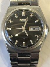 Seiko 6309 8320 Mens Automatic Watch November 1978