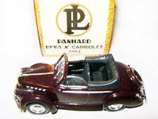 Norev Panhard Dyna x Cabriolet 1951 1/43