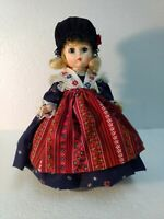 """Madame Alexander Doll Company Germany 8"""" Doll #563 ds1551"""
