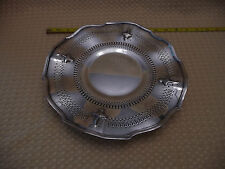 silverplate - Sheffield - reproduction raised tray