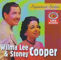 WILMA LEE and STONEY COOPER Signature Series CD NEW & SEALED rare COUNTRY GOSPEL