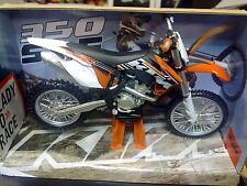 KTM / KTM 350 SX-F 2013 1:12 oranje