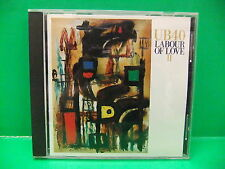 UB40 CD LOT Labour Of Love II 1989 NM & Promises And Lies 1993 VG+ Virgin Reggae