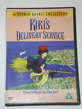 Kiki's Delivery Service (1989) di Hayao Miyazaki - DVD Studio Ghibli