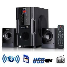2.1 CHANNEL SURROUND SOUND BLUETOOTH HOME STEREO SPEAKER HOME THEATER SYSTEM USB