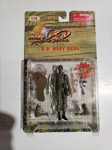 Ultimate Soldier 1/18 Scale XD Figure US Navy SEAL Vietnam Era MOC