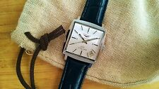 Longines Ultra Chron Square Automatic Watch Cal 431 Mens Rare Vintage High Beat