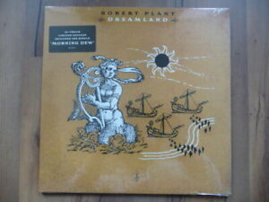 NEUF RARE SCELLE REEDITION  ROBERT PLANT DREAMLAND LIMITED REISSUE led zeppelin