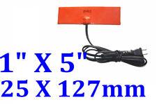 "1"" X 5"" 25 X 127mm 25W Musical Instrument JSR Guitar Bridge Repair Heat Blanket"